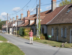 Le village des forgerons – En traversant le village