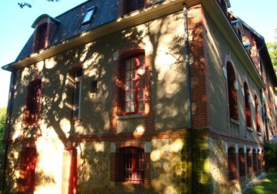 Gîte du château du Ponthereau