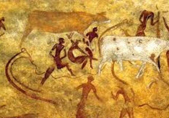 atelier peinture prehistoire