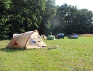 Camping de Fond Malot Clion