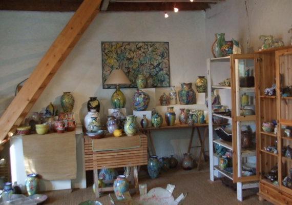 Atelier céramique Merle-Rémond