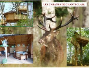 cabane de chanteclair