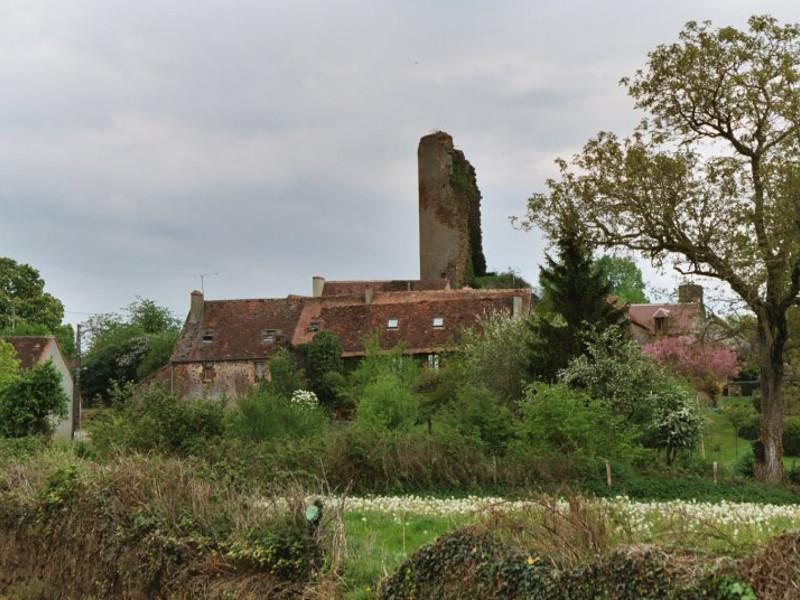 Château de Brosse à Chaillac