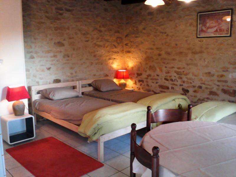 les terres noires saint maur chambre d 39 h tes berry province. Black Bedroom Furniture Sets. Home Design Ideas