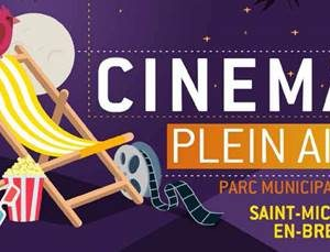 cinéma plein air st michel