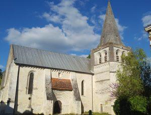Ancienne Eglise Notre Dame Ecueillé