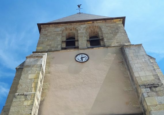 église St Martin extérieur