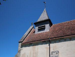 église St Sulpice intérieur