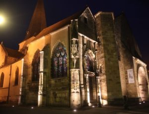eglise saint amand , Tourisme Coeur de France