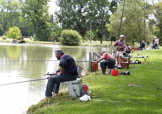 Pêche à l'Etang des Buissons
