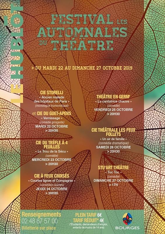 festival theatre les automnales
