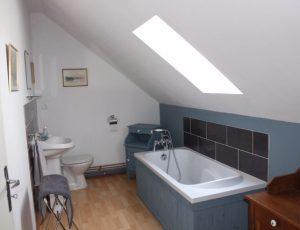 Salle de bains/wc