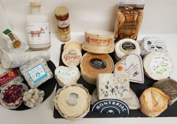 La fromagerie d'Aurélie