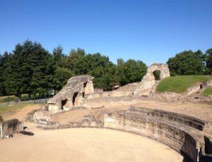 Théâtre gallo-romain 3 © OTCDF