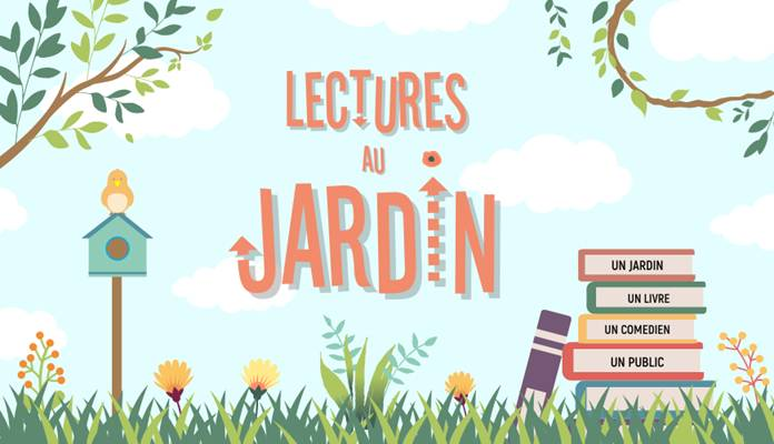 lectures au jardin