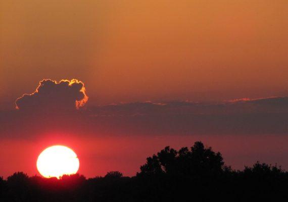 lever de soleil PNR Brenne