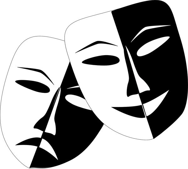 Masque de théâtre