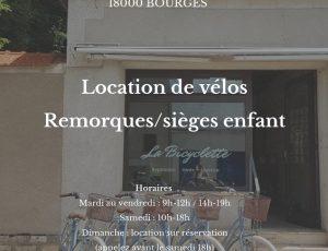 office tourisme LA BICYCLETTE