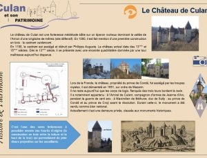 panneau chateau