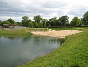 Plan d'eau de Ligny