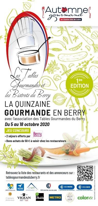 quinzaine gourmande berry