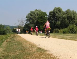 randonnée vélo virlay