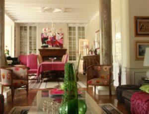 Chambres d'hôtes au domaine de la Poignardière