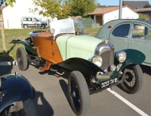 voitures anciennes