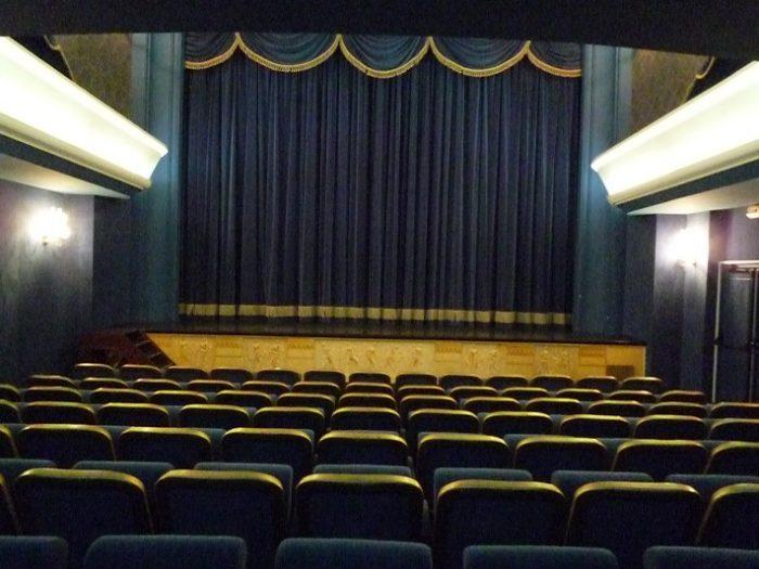 vue 1 – théâtre Maurice Sand